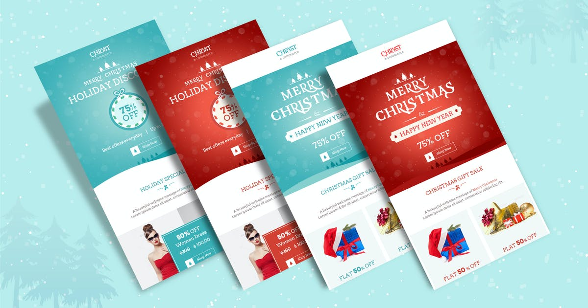 Download Christmas Offers E-Newsletter + Builder Access by eeemon