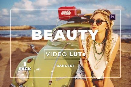 Bangset Beauty Pack 1 Video LUTs
