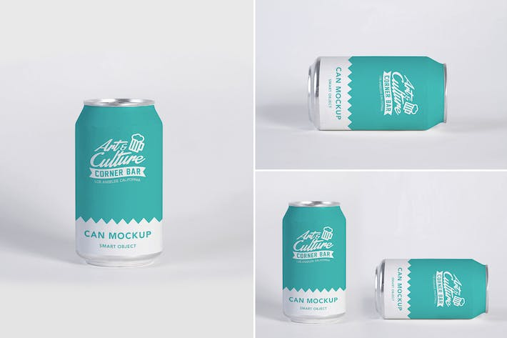 Thumbnail for Soda Can Mock Up