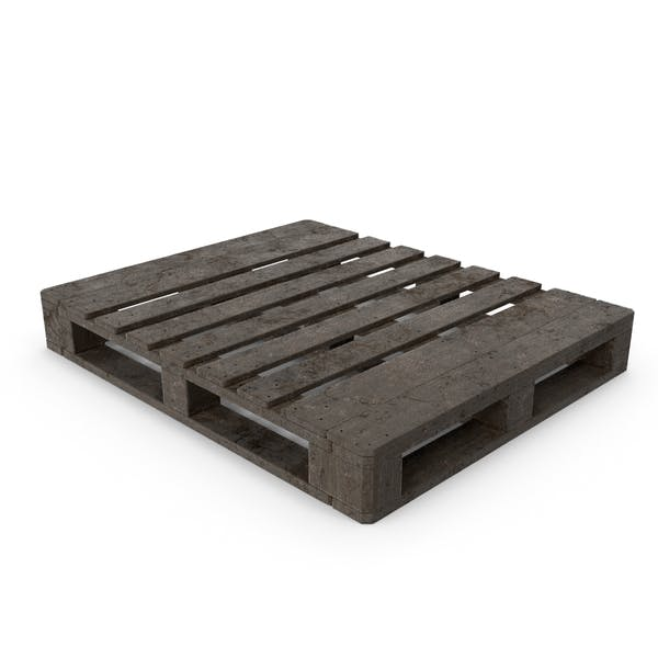 Dirty Old Pallet