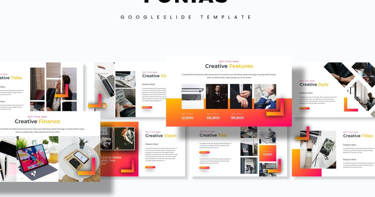 Download Fonias - Google Slides Template by aqrstudio