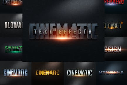 3D Text Effects col4