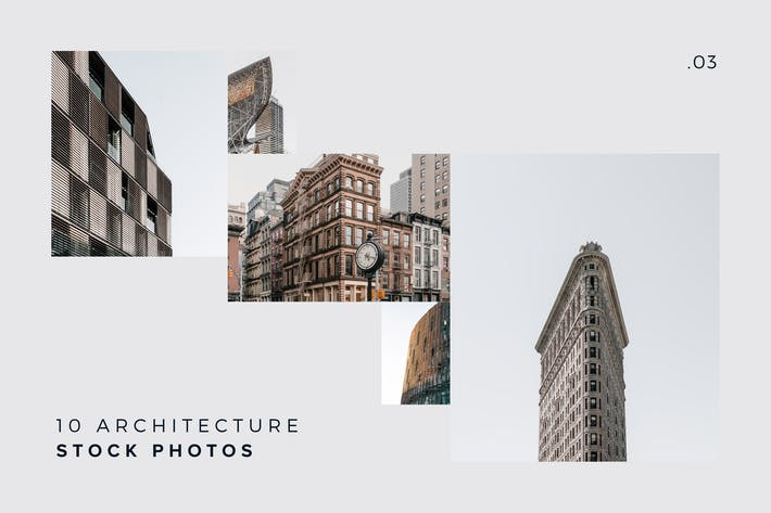 Thumbnail for 10 Architecture Photos Pack Vol.3