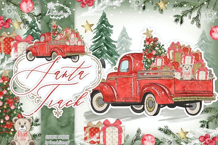 Thumbnail for Рождественский дизайн автомобиля
