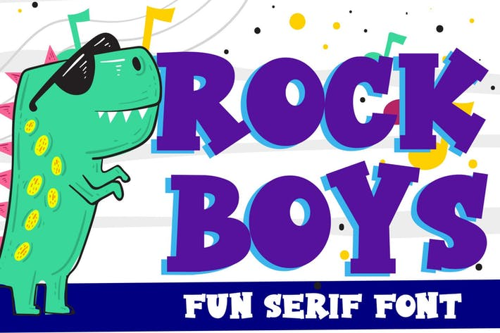 Thumbnail for Rock Boys