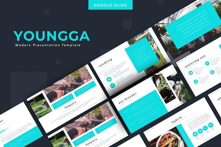 Thumbnail for Youngga - Google Slides Template