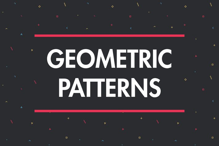 Cover Image For Geometric Patterns