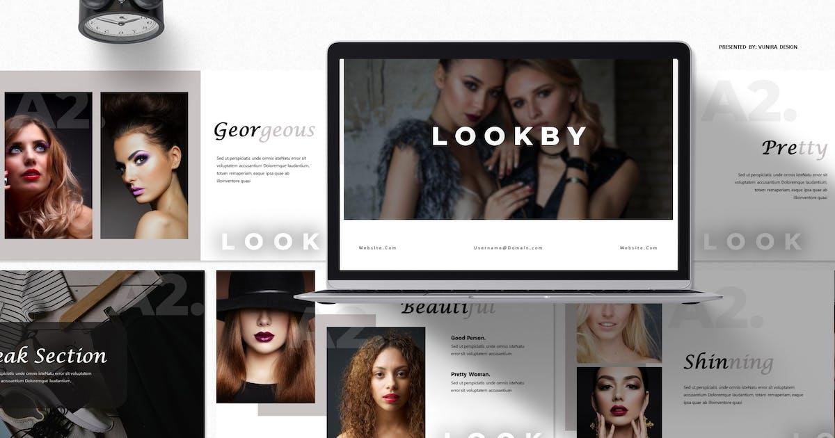 Download Lookby | Google Slides Template by Vunira