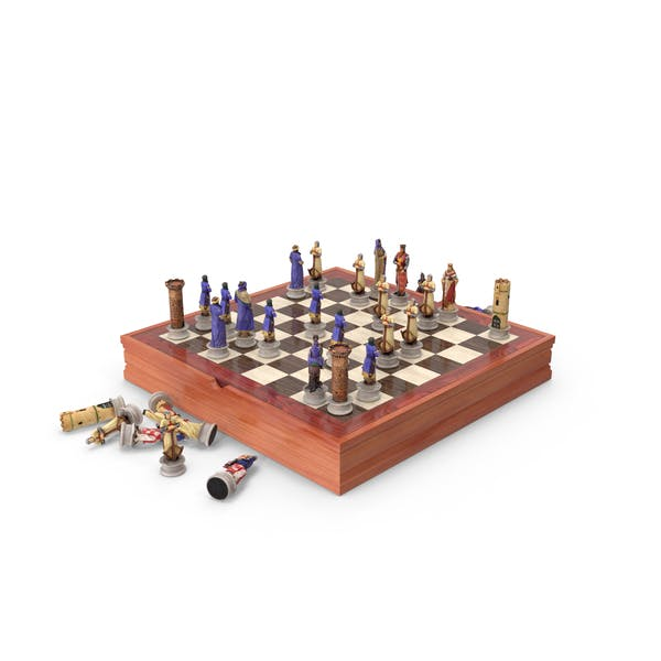Chess Board Set