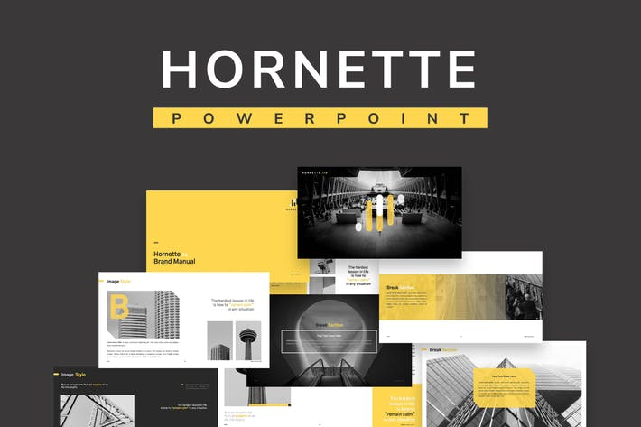 Thumbnail for Hornette Powerpoint