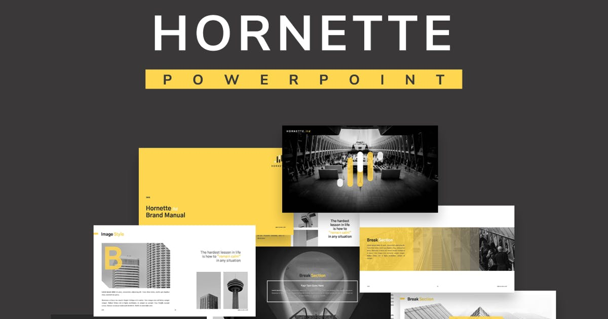 Download Hornette Powerpoint by Unknow