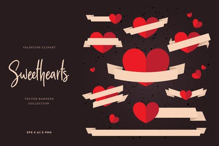 Sweethearts Vector Collection