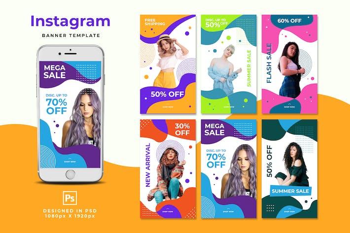 Mega Sale Instagram Stories