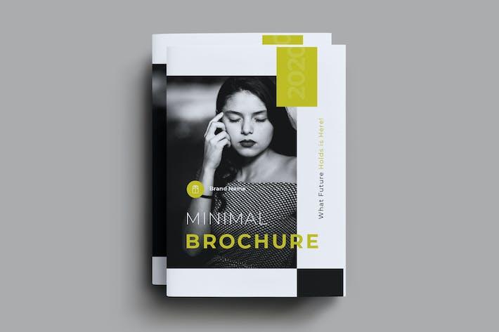 Thumbnail for Minimal Brochure Template