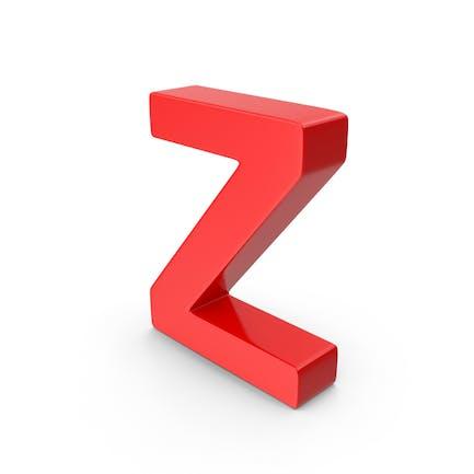 Буква Z