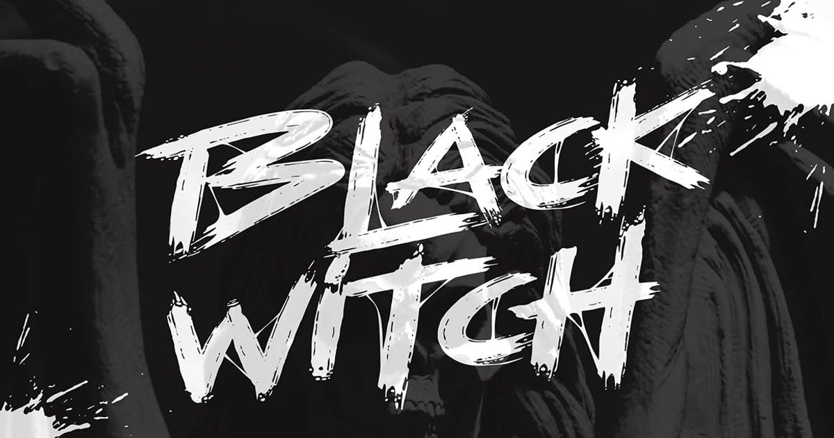 Download BLACK WITCH - Brush by Olexstudio