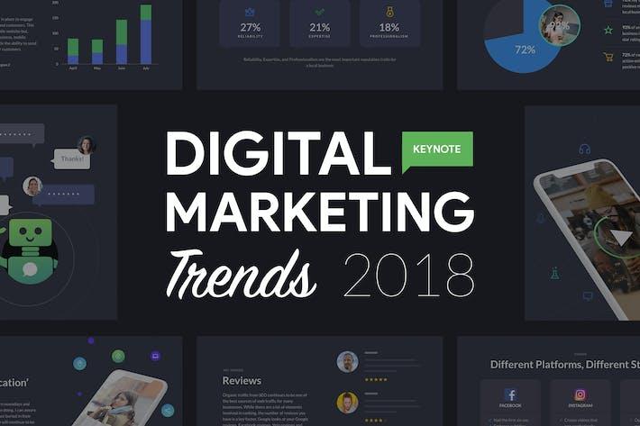 Thumbnail for Digital Marketing Trends 2018 Vol.01