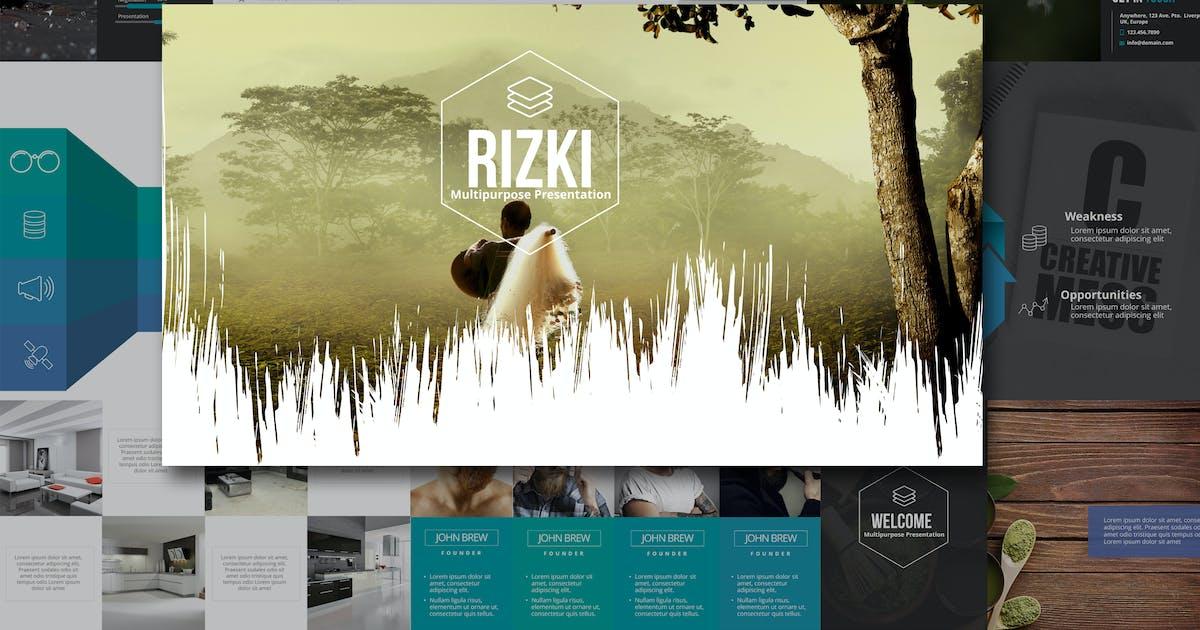 Rizki Keynote by Unknow