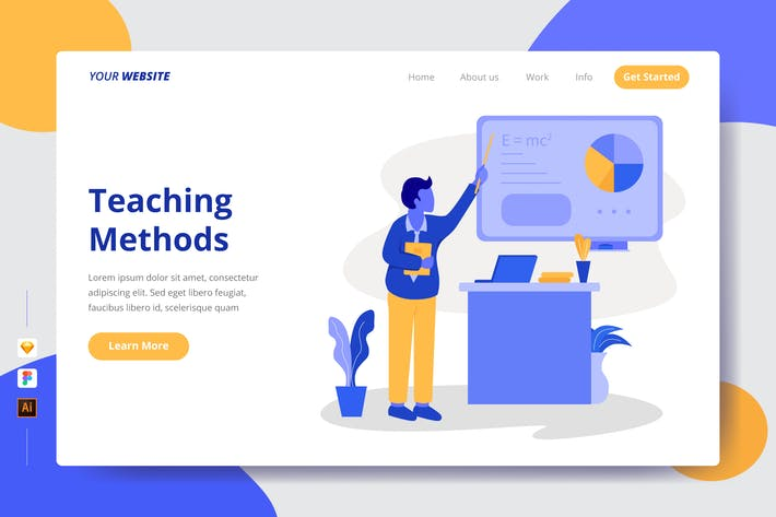 Thumbnail for Teaching Methods - Landing Page