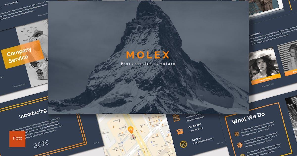 Download Molex - Powerpoint Template by inspirasign
