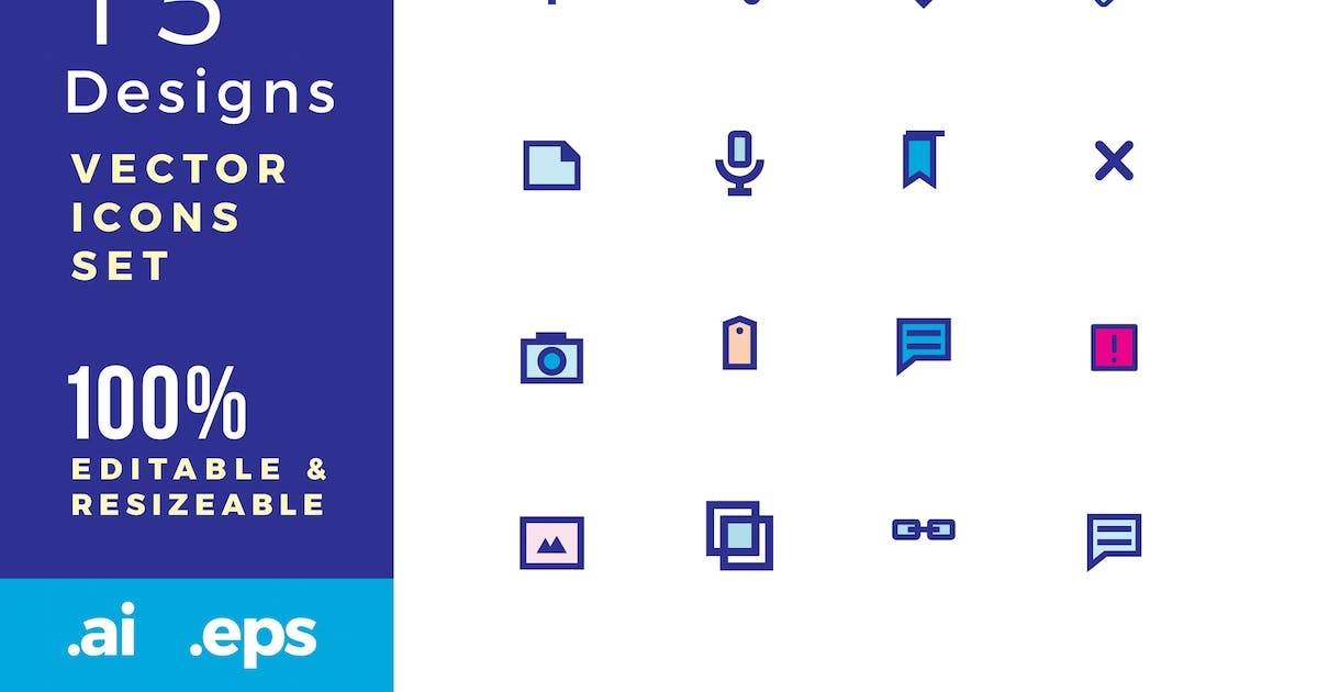 Download 15 Design vector icons by yip87