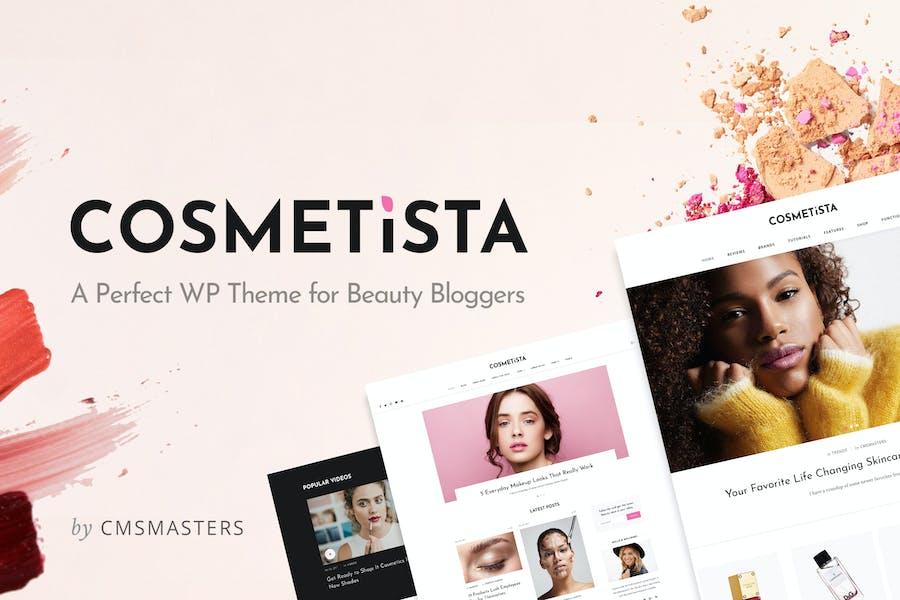 Cosmetista - Beauty & Makeup Theme