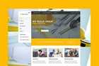Flatbuild - Construction Joomla Template