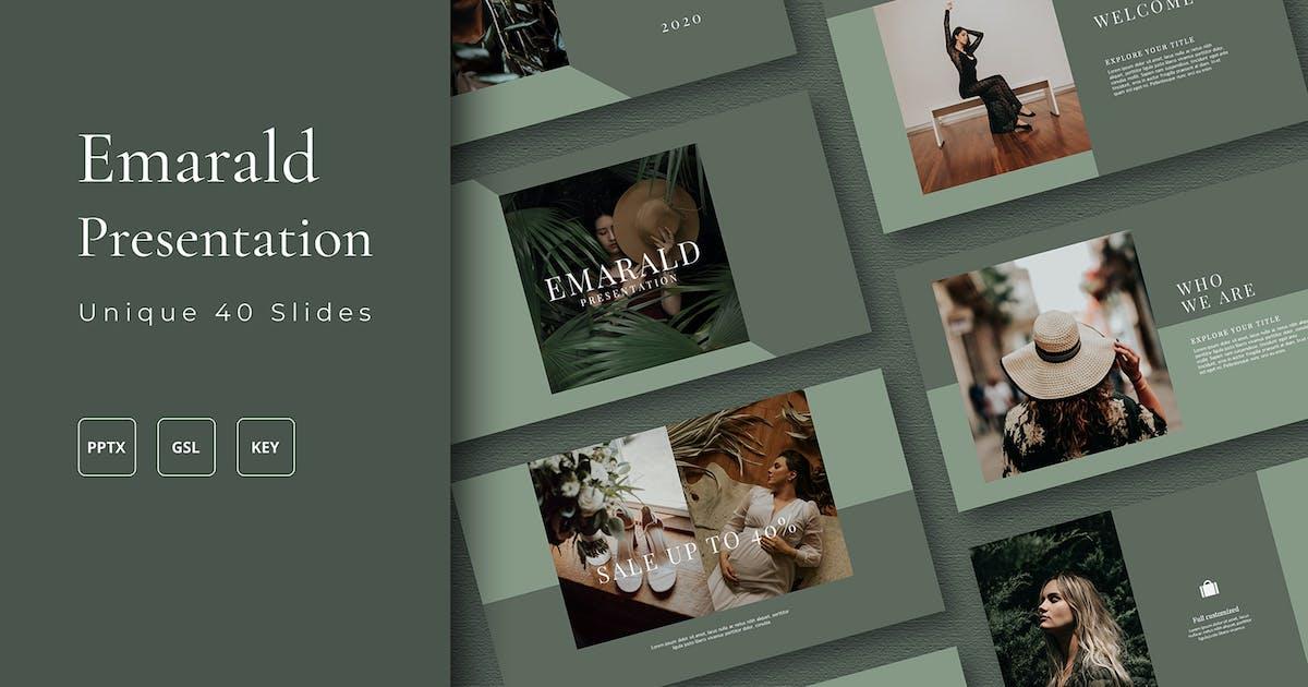 Download Emarald Bundle Presentation by axelartstudio