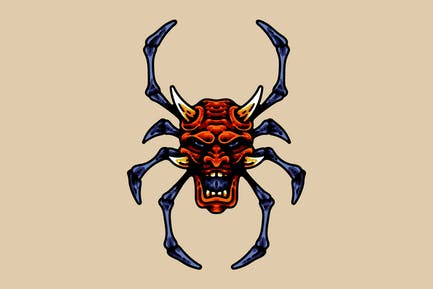 Oni And Spider Legs