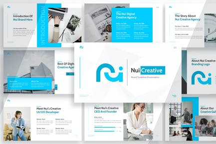 Nui Brand Guide - Keynote