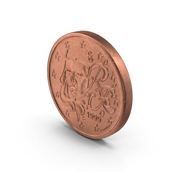 Thumbnail for French Euro 2 Cent Coin