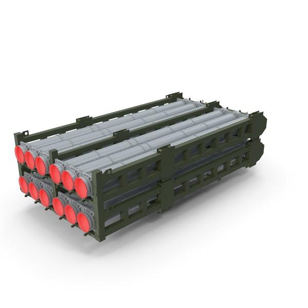 Ракетная пусковая установка 50R6