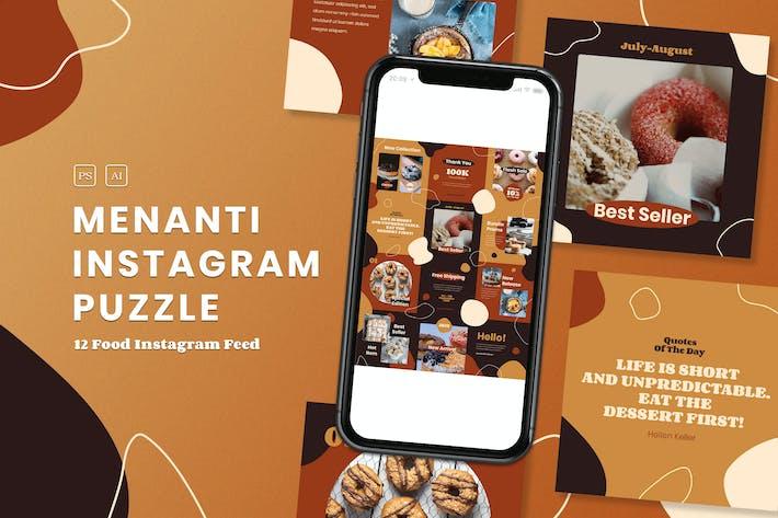 Thumbnail for Menanti 12 Instagram Puzzle