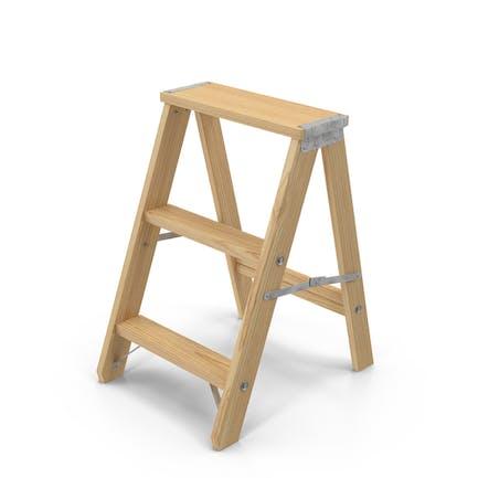 Escalera de De madera
