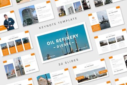 Diesel - Keynote Template