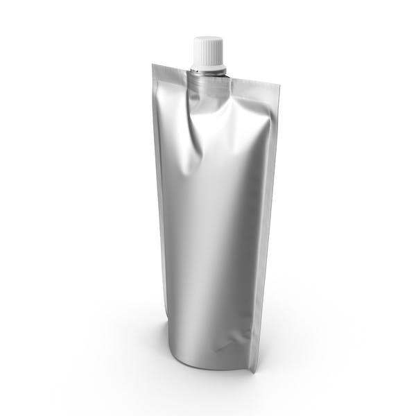 Food Packaging Metallic Matte