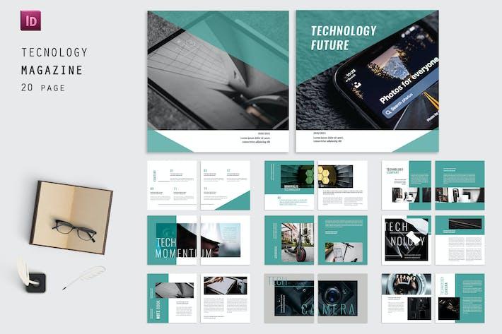 Thumbnail for Future Square Technology Magazine