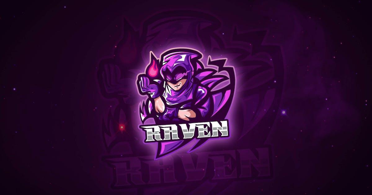 Download Raven Esports Logo by uicreativenet