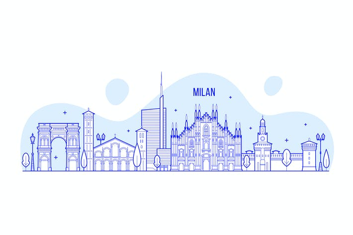 Thumbnail for Milan, Italy