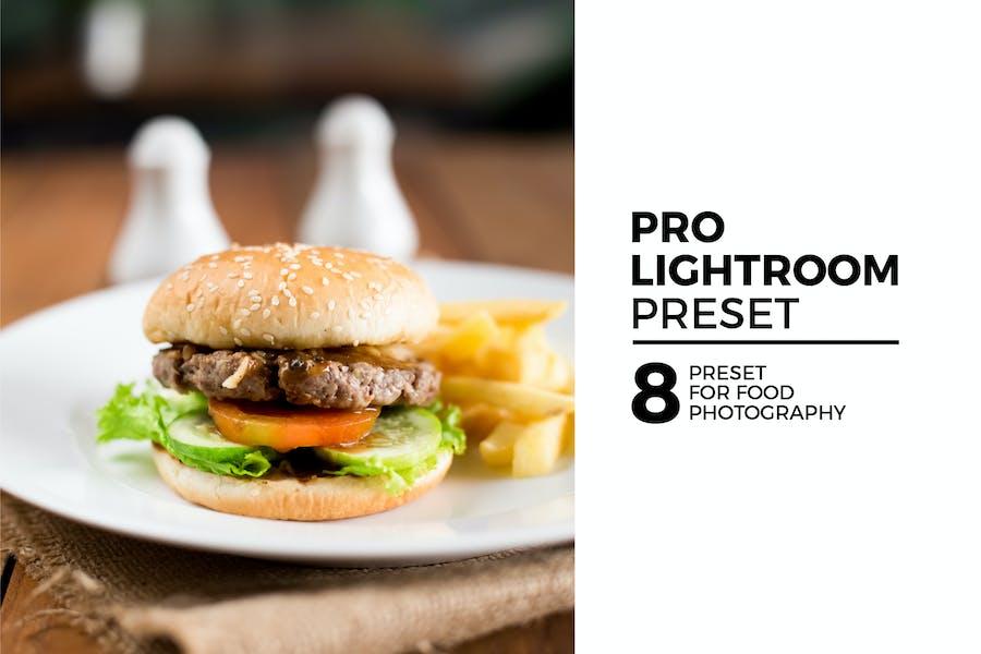 8 Lightroom Presets for Food Photography