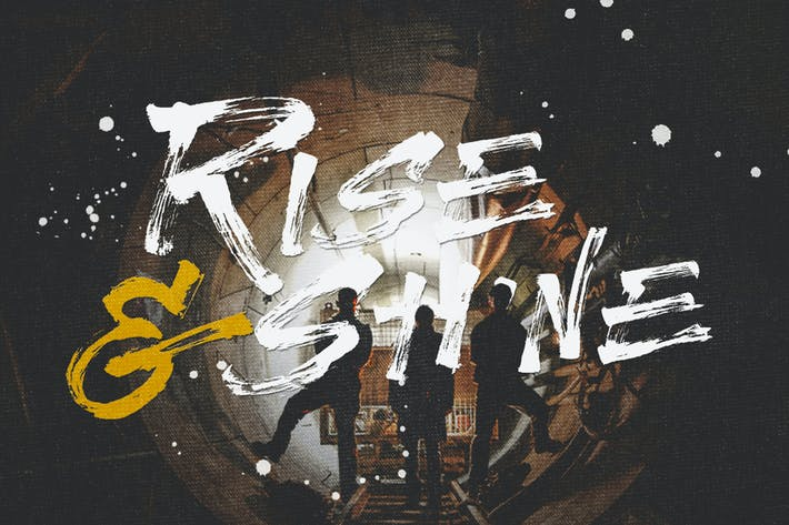 Thumbnail for Rise & shine
