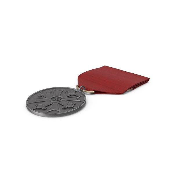 Награждение медалью