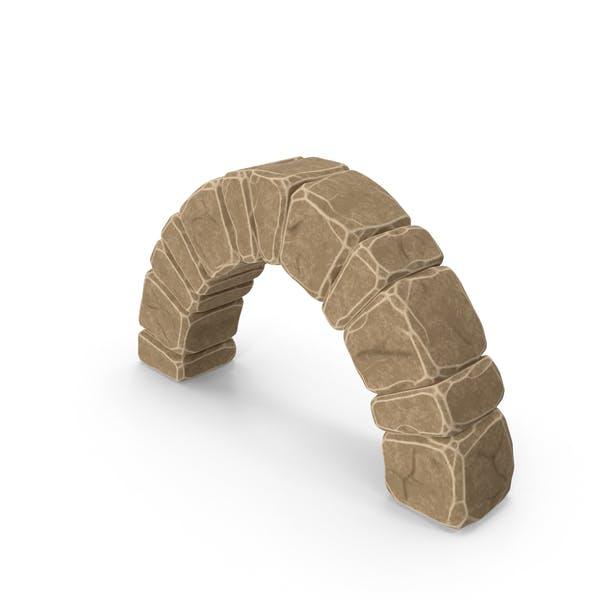 Stylized Arch