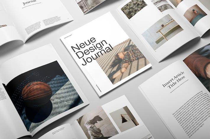 Thumbnail for Neue Magazine