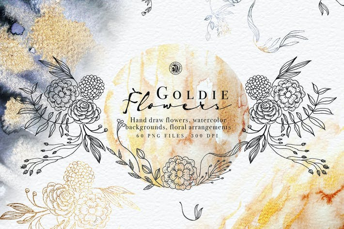 Thumbnail for Goldie Flowers