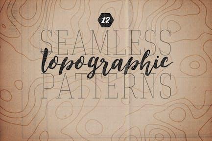 Patrones topográficos sin costuras Volumen 1