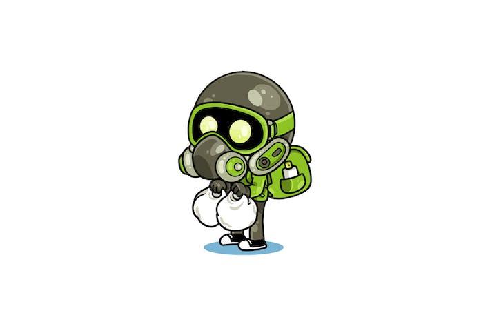 Demonstrator - Character RG