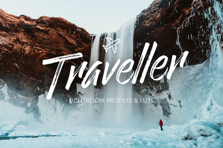 Thumbnail for 40 Traveller Lightroom Profiles and LUTs
