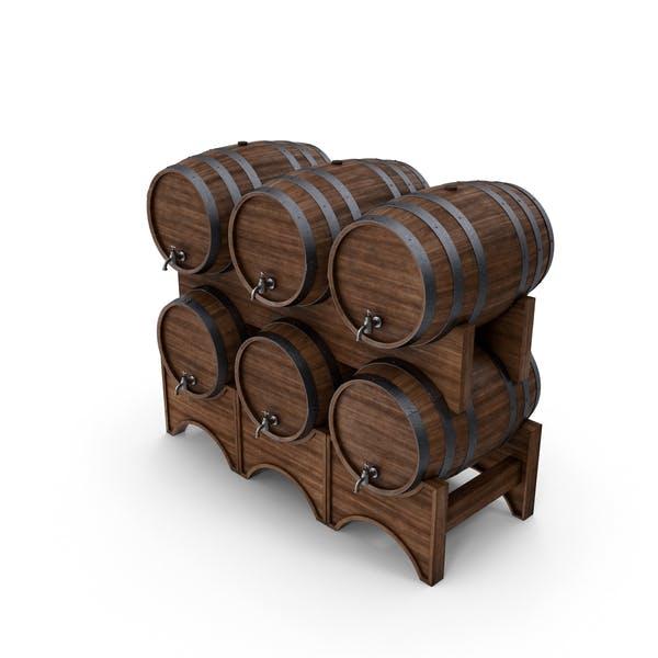 Thumbnail for Wooden Barrels