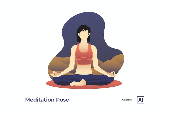Thumbnail for Meditation Pose